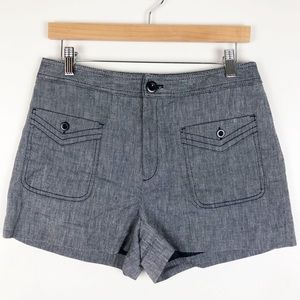 NWOT Anthropologie cartonnier casual shorts